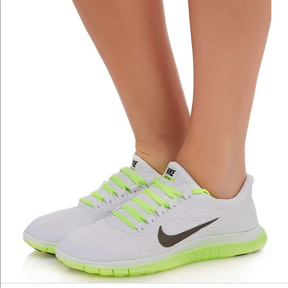 Nike Shoes | Nike Womens Free Neon